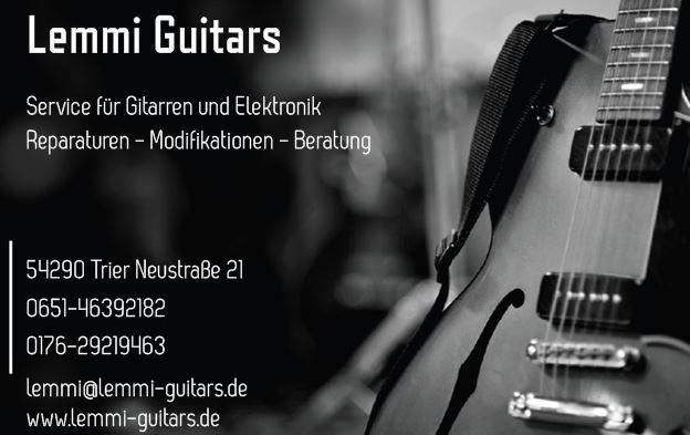 Lemmi Guitars